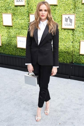 DANIELLE PANABAKER - THE CW FALL LAUNCH EVENT