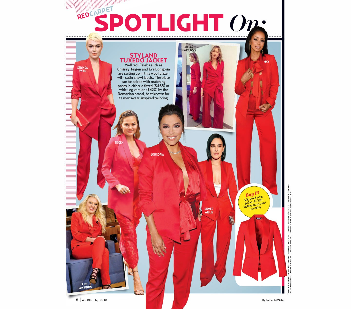 US WEEKLY - IT ITEM