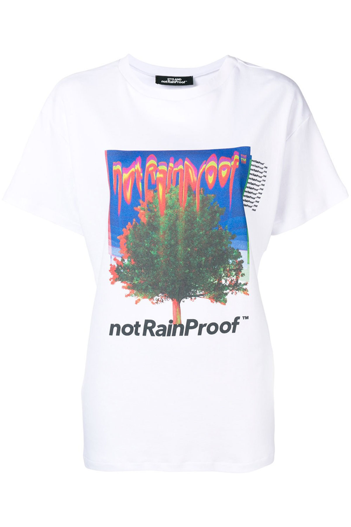 À Styland Capuche Proof Noir Rain Not Sweat d0P5cd