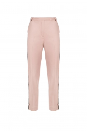 NUDE PREMIUM WOOL PANTS