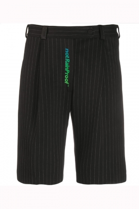 notRainProof STRIPED LONG SHORTS