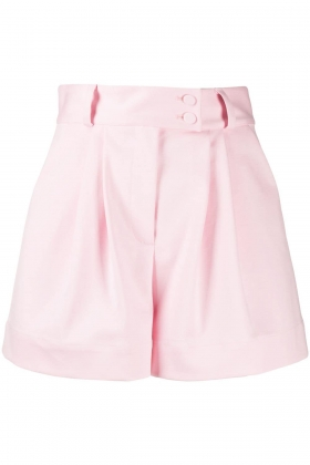 ORGANIC COTTON PINK SHORTS