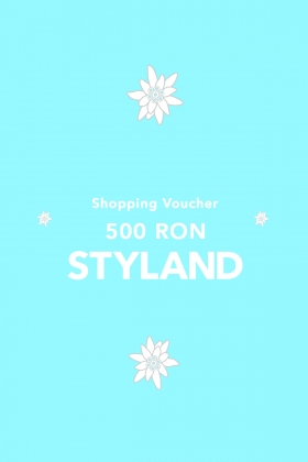 SHOPPING VOUCHER 500 EUR