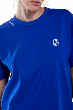 BLUE notRainProof T-SHIRT