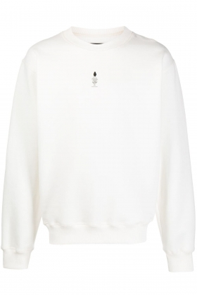 CREWNECK notRainProof WITH PENGUIN MESSAGE