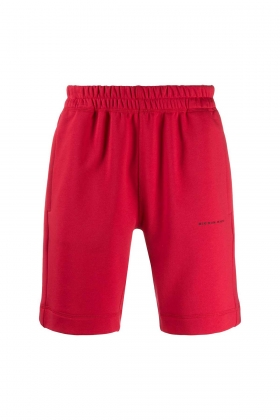 RED notRainProof SHORT PANTS