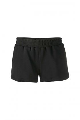 MINI BLACK SHORTS