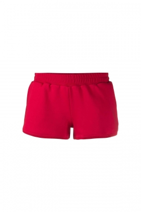 MINI RED SHORTS