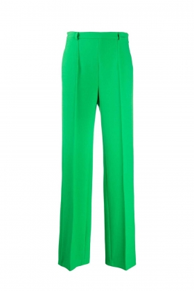 HIGH-RISE WIDE TROUSERS