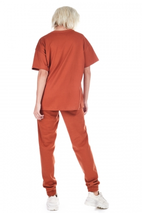 CINNAMON TRACK PANTS ( unisex item )